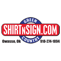 Green Country Shirts and Signs